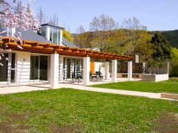 Purau Bay - Outdoor Area Architecture