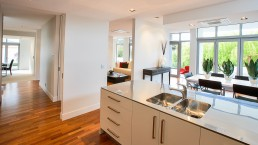 Kitchen and Dining Architecture - Totara Street